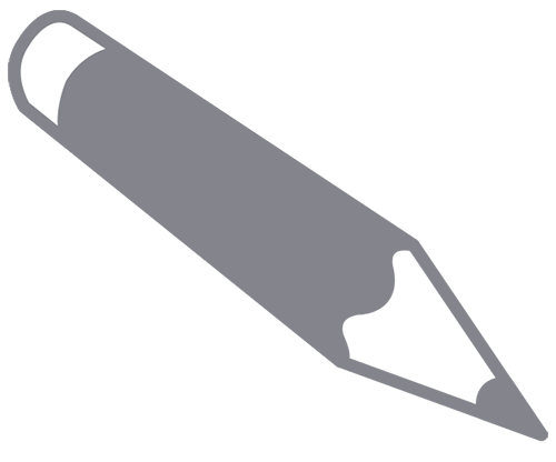 A drawing pencil icon linking to the Creative page