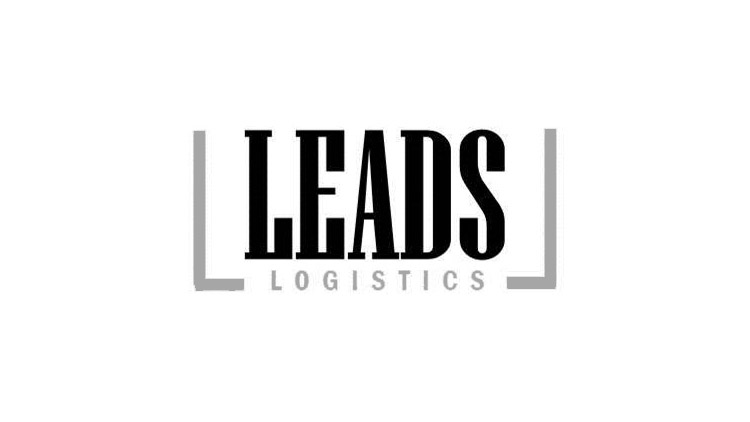 The logo for Leads Logistics