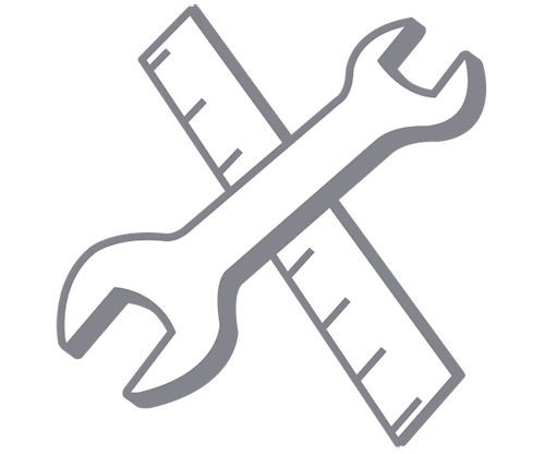 A wrench and ruler icon linking to the Product Development page